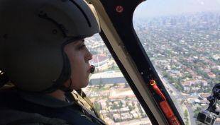 [VIDEO] La historia de la primera mujer piloto de un helicóptero de Carabineros