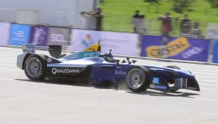 [VIDEO] Fórmula E: Las estrellas del automovilismo que se darán cita en Chile