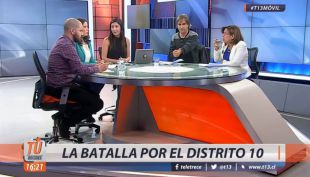 [VIDEO] Parlamentarias 2017: Revive el debate de candidatos al distrito 10