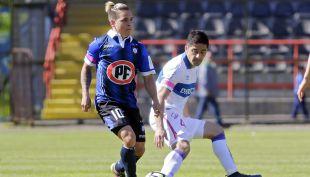[VIDEO] Goles Fecha 10: Huachipato lo da vuelta ante la UC en Talcahuano