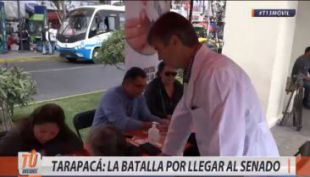 [VIDEO] La batalla senatorial por Tarapacá
