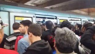T13 colapso metro