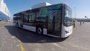 T13 bus eléctrico