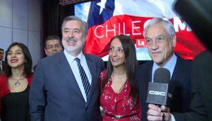 [VIDEO] El último round entre Piñera y Guillier antes de las elecciones