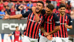 [VIDEO] Paulo Díaz anota un gol en triunfo de San Lorenzo por la Superliga Argentina