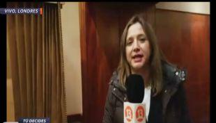 [VIDEO] Mónica Pérez relata cómo se vive el voto de los chilenos en Londres