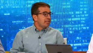 Gabriel Silber por debacle de la DC: Alguien tiene que dar cuenta de la mala decisión política