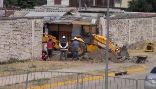 [VIDEO] Se retrasa blindaje prometido a vecinos de villa contigua a La Legua