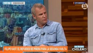 [VIDEO] Felipe Kast por Chilezuela: No comparto esa mirada