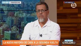 [VIDEO] Ricardo Lagos Weber por crisis del PPD No puedo cerrarme a ninguna opción