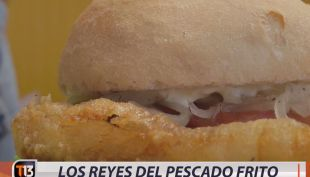 [VIDEO] Las mil formas de preparar pescado frito