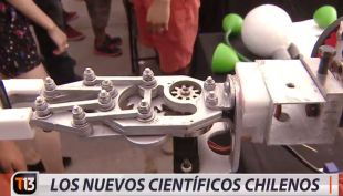 [VIDEO] La renovada investigación científica en Chile