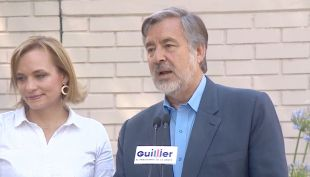 [VIDEO] Carolina Goic ratifica su apoyo a candidatura de Alejandro Guillier