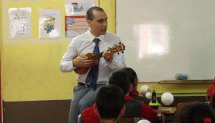 [VIDEO] Creatividad en la sala de clases
