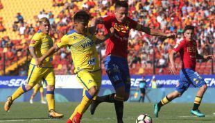[VIDEO] Goles Fecha 15: Unión Española vence a Everton en Santa Laura