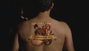 Reportajes T13: tatuajes que curan
