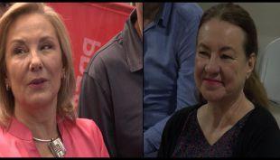 [VIDEO] Las esposas de los presidenciables en campaña