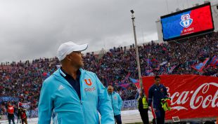 [VIDEO] Luis Musrri se despide de Universidad de Chile