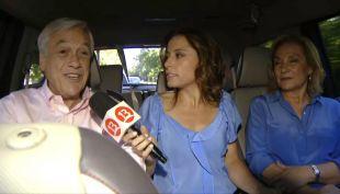 [VIDEO] Piñera: Estoy esperanzado de que vamos a ganar