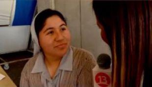 [VIDEO] Una religiosa es vocal de mesa: Es una experiencia que todo chileno debe vivir