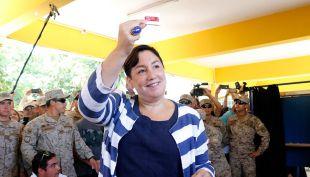 [VIDEO] Beatriz Sánchez: Vamos a ser oposición a cualquiera que sea Presidente