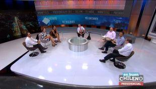 El debate del panel de En Buen Chileno sobre el rol de Guillier tras las elecciones