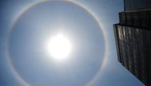 [VIDEO] Premio Nacional de Ciencias explica por qué se produjo el halo solar