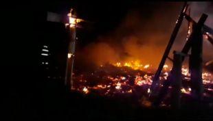[VIDEO] Tres ataques incendiarios a iglesias