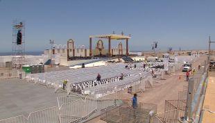 [VIDEO] Se espera una baja asistencia en la misa del Papa Francisco en Iquique