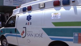 [VIDEO] Ambulancias del Hospital San José están malas y sin revisión técnica