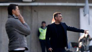 [VIDEO] Guede y Cavalieri otra vez cara a cara