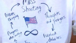 [VIDEO] Estudiantes sobrevivientes a tiroteo en Florida cuestionan a Trump