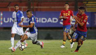 [VIDEO] Goles fecha 3: Unión Española iguala con Antofagasta en Santa Laura