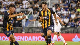 [VIDEO] Alfonso Parot anota por segunda fecha consecutiva en Rosario Central