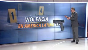 [VIDEO] Carlos Zárate nos muestra las ciudades más violentas del mundo