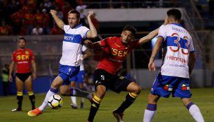 [VIDEO] Goles fecha 6: La UC vence a Unión Española en San Carlos