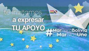 [VIDEO] Evo Morales y su agresiva campaña marítima