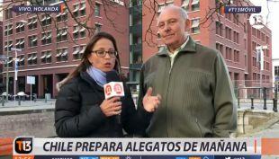 Agente Grossman anticipa los alegatos de Chile en La haya