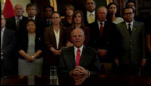 [VIDEO] Escándalo de sobornos sepulta a PPK