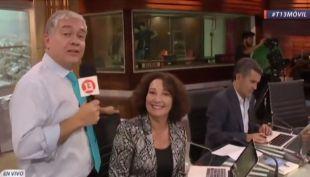 [VIDEO] Mesa Central por el 13: Iván Valenzuela te muestra un adelanto del programa