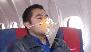 [VIDEO] Los protocolos de seguridad en un vuelo