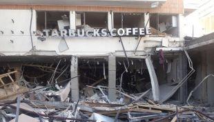 [VIDEO] Captan en video la explosión en Sanatorio Alemán de Concepción