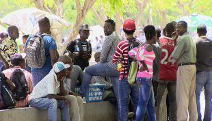 [VIDEO] Se desvanece el sueño de los haitianos en Chile