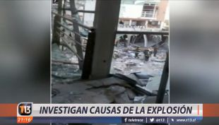[VIDEO] Investigan posibles causas y negligencias en la explosión en Sanatorio Alemán