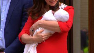 [VIDEO] ¿Qué lugar ocupa el nuevo integrante de la familia Real en la línea de sucesión al trono?