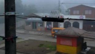 [VIDEO] Violento asalto en Galvarino: Usaron a rehenes como escudos humanos