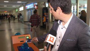 [VIDEO] Pasaje con tarjeta de crédito