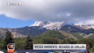 [VIDEO] Riesgo inminente: volcán Nevados de Chillán