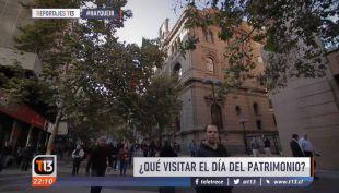 [VIDEO] Hay que ir: ¿Qué visitar el día del patrimonio?