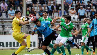 [VIDEO] Goles fecha 14: Iquique y Audax Italiano igualan en Cavancha